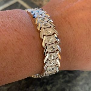 New sterling silver bracelet